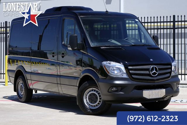 2014 Mercedes-Benz 2500 Sprinter Van 12 Passenger
