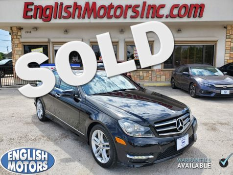 2014 Mercedes-Benz C 250 Sport in Brownsville, TX
