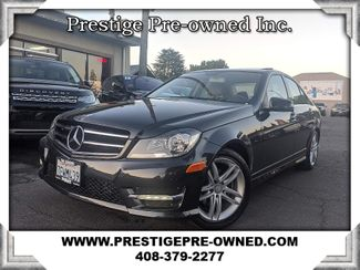 2014 Mercedes-Benz C 250 in Campbell CA