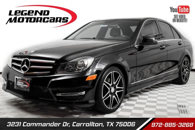 2014 Mercedes-Benz C 250 Sport in Carrollton, TX 75006