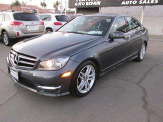 2014 Mercedes-Benz C 250 Sport in Costa Mesa, California 92627