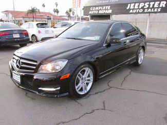 2014 Mercedes-Benz C 250 Sport Sedan in Costa Mesa, California 92627