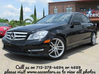 2014 Mercedes-Benz C 250 Sport | Houston, TX | American Auto Centers in Houston TX
