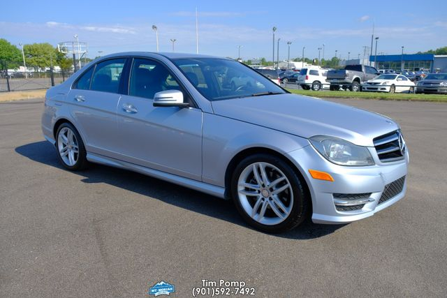 U003c 2014 Mercedes Benz C 250 Sport/LEATHER/NAVIGATION/SUNROOF In Memphis  Tennessee ...