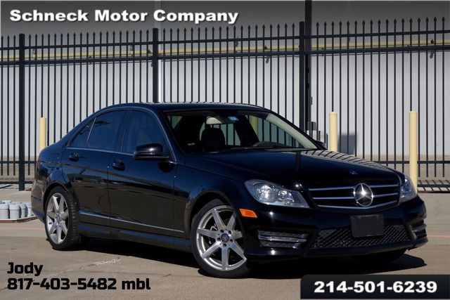 2014 Mercedes-Benz C 250 Sport in Plano, TX 75093