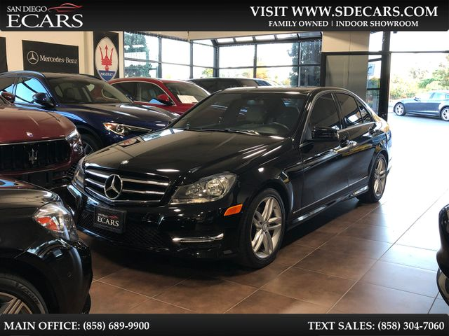 2014 Mercedes-Benz C 250 Sport in San Diego, CA 92126