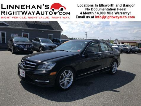 2014 Mercedes-Benz C 300 Sport in Bangor