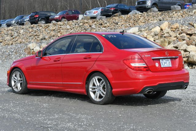 2014 Mercedes-Benz C 300 4Matic Naugatuck, Connecticut 2