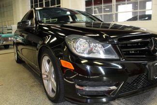 2014 Mercedes C300 4-Matic LIT EMBLEM GRILL, SERVICED, WINTER READY! Saint Louis Park, MN 31