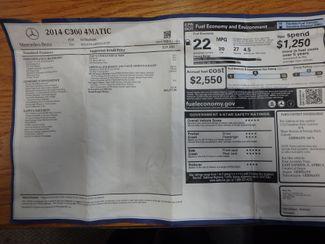 2014 Mercedes C300 4-Matic LIT EMBLEM GRILL, SERVICED, WINTER READY! Saint Louis Park, MN 10