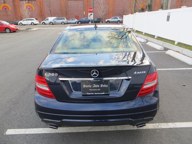 2014 Mercedes-Benz C 300 Sport Watertown, Massachusetts 4