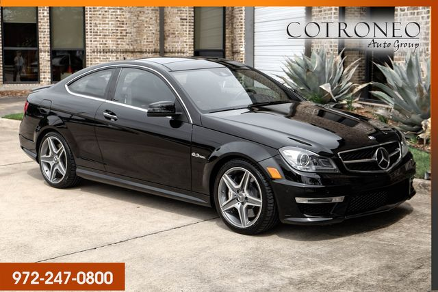 2014 Mercedes-Benz C 63 AMG Coupe