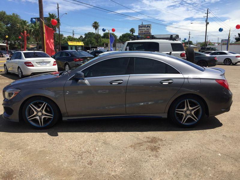 2014 Mercedes-Benz CLA 250 wSport Pkg  Brownsville TX  English Motors  in Brownsville, TX
