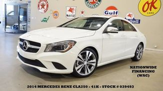 2014 Mercedes-Benz CLA 250 NAVIGATION,HEATED LEATHER,H/K SYS,41K,WE FINANCE in Carrollton TX, 75006