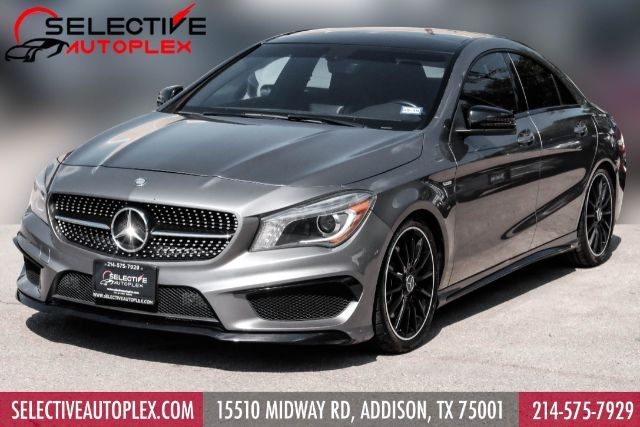 2014 Mercedes-Benz CLA 250 CLA250, NAV, DVD PLAYER, MOONROOF, BACKUP CAM in Carrollton, TX 75006