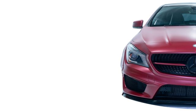 2014 Mercedes-Benz CLA 250 Bagged Widebody with Many Upgrades in Dallas, TX 75229