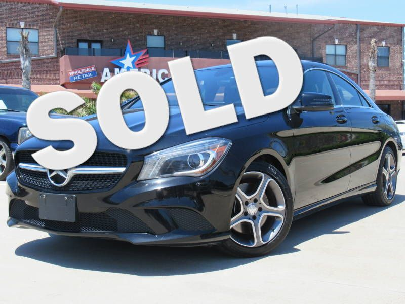 2014 Mercedes-Benz CLA 250  | Houston, TX | American Auto Centers in Houston TX