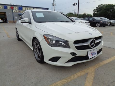 2014 Mercedes-Benz CLA 250 250 4MATIC in Houston
