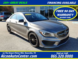 "2014 Mercedes-Benz CLA 250 4Matic Premium/Sport w/Nav/Sunroof/18"" Alloys in Louisville, TN 37777"