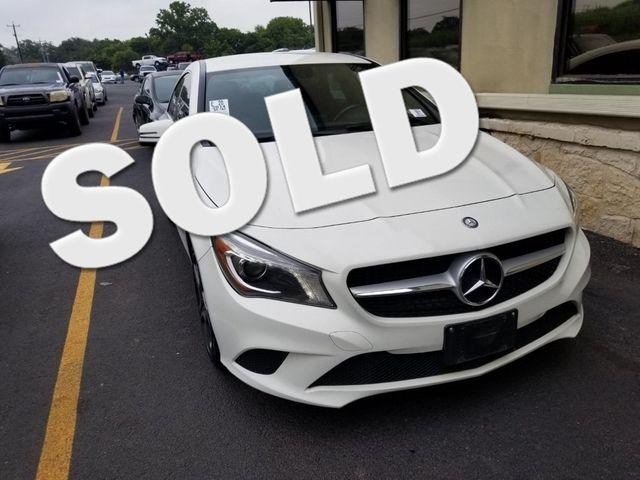 2014 Mercedes-Benz CLA 250 CLA 250 Madison, NC 0