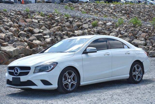 2014 Mercedes-Benz CLA 250 4Matic Naugatuck, Connecticut