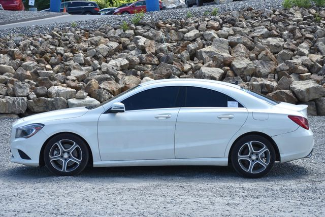 2014 Mercedes-Benz CLA 250 4Matic Naugatuck, Connecticut 1