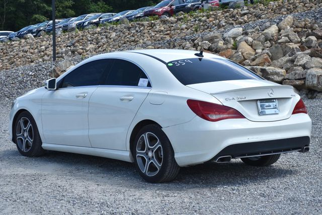 2014 Mercedes-Benz CLA 250 4Matic Naugatuck, Connecticut 2