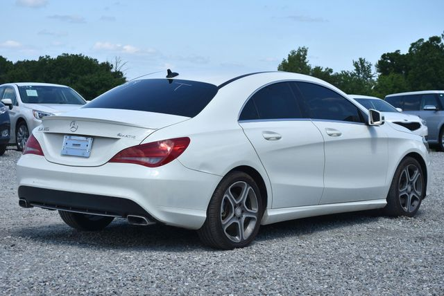 2014 Mercedes-Benz CLA 250 4Matic Naugatuck, Connecticut 4