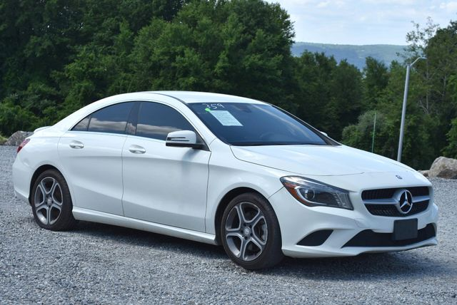 2014 Mercedes-Benz CLA 250 4Matic Naugatuck, Connecticut 6