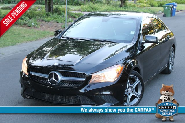 2014 Mercedes-Benz CLA 250 NAVIGATION AUTOMATIC LEATHER ALLOY WHLS