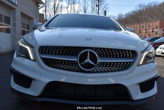 2014 Mercedes-Benz CLA 250 4dr Sdn CLA250 FWD Waterbury, Connecticut 8