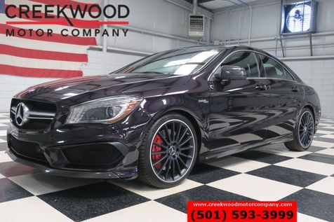 2014 Mercedes-Benz CLA 45 AMG Turbo 4-Matic Nav Pano Roof Leather Low Miles in Searcy, AR