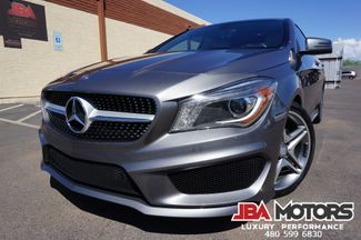 2014 Mercedes-Benz CLA250 CLA Class 250 Sedan AMG Sport Pkg Navi Backup Cam | MESA, AZ | JBA MOTORS in Mesa AZ