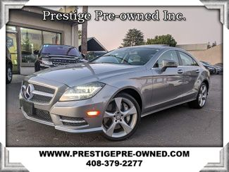 2014 Mercedes-Benz CLS 550 in Campbell CA