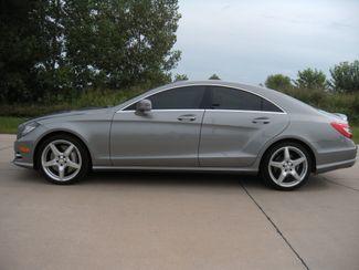 2014 Mercedes-Benz CLS 550 Chesterfield, Missouri 3