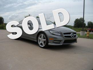 2014 Mercedes-Benz CLS 550 in Chesterfield, Missouri 63005