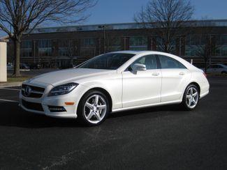 2014 Sold Mercedes-Benz CLS 550 Conshohocken, Pennsylvania 1