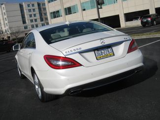 2014 Sold Mercedes-Benz CLS 550 Conshohocken, Pennsylvania 9