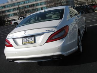 2014 Sold Mercedes-Benz CLS 550 Conshohocken, Pennsylvania 11
