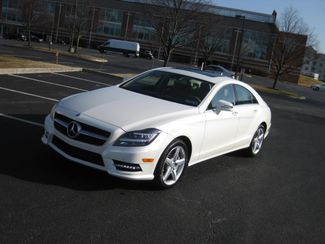 2014 Sold Mercedes-Benz CLS 550 Conshohocken, Pennsylvania 13