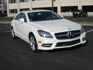 2014 Sold Mercedes-Benz CLS 550 Conshohocken, Pennsylvania 16