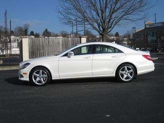 2014 Sold Mercedes-Benz CLS 550 Conshohocken, Pennsylvania 2