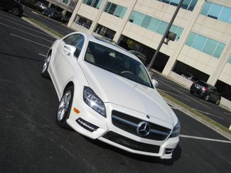 2014 Sold Mercedes-Benz CLS 550 Conshohocken, Pennsylvania 29
