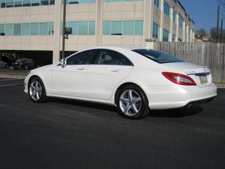 2014 Sold Mercedes-Benz CLS 550 Conshohocken, Pennsylvania 3