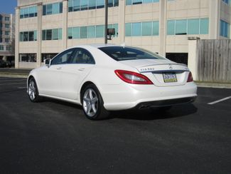 2014 Sold Mercedes-Benz CLS 550 Conshohocken, Pennsylvania 4