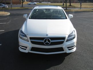 2014 Sold Mercedes-Benz CLS 550 Conshohocken, Pennsylvania 6