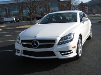 2014 Sold Mercedes-Benz CLS 550 Conshohocken, Pennsylvania 5