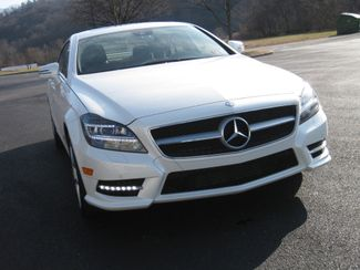 2014 Sold Mercedes-Benz CLS 550 Conshohocken, Pennsylvania 7