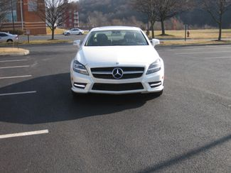 2014 Sold Mercedes-Benz CLS 550 Conshohocken, Pennsylvania 8