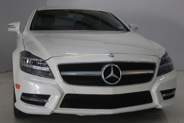 2014 Mercedes-Benz CLS 550 Houston, Texas 2